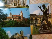 Открытки иностранные Прага