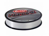 Леска Berkley Nanofil 125м