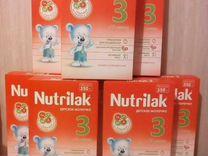 Молочко Нутрилак 3