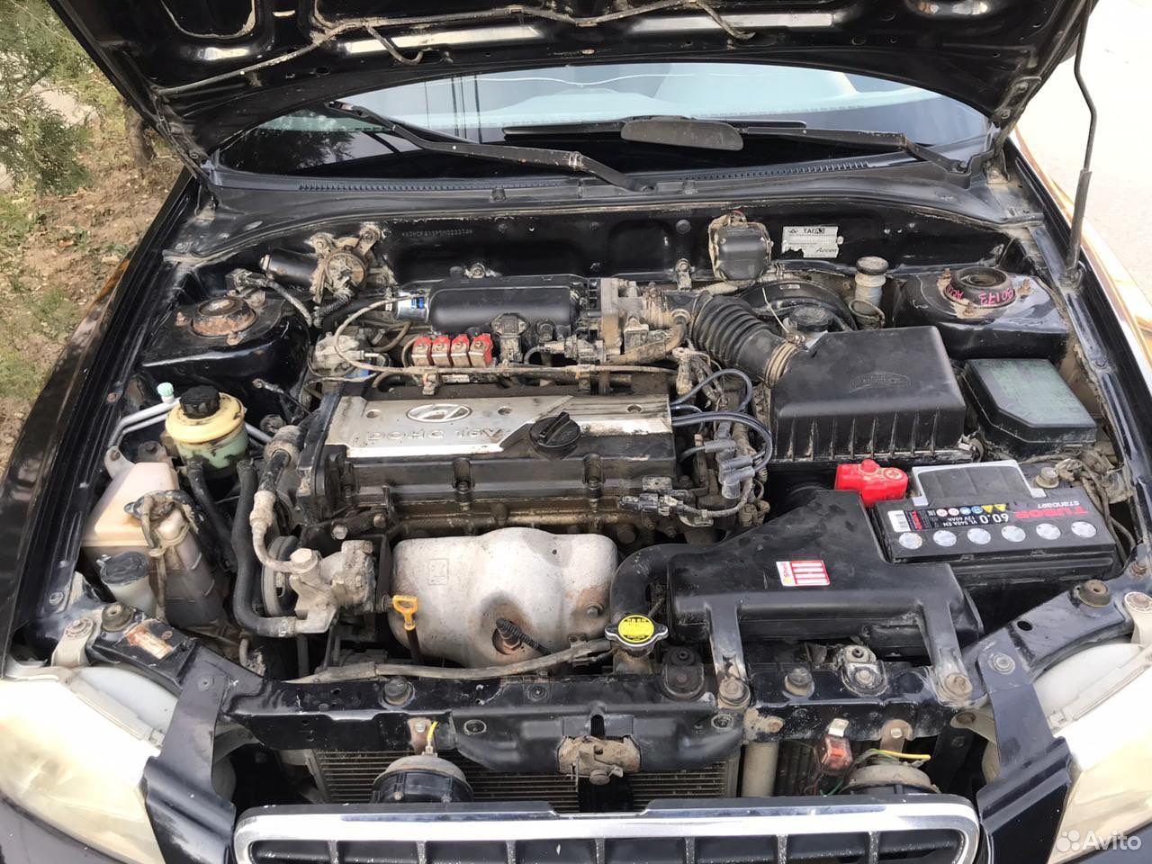 Hyundai Accent, 2004  89634115864 купить 6