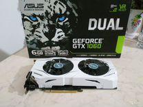 Asus GTX 1060 Dual 6GB SAMSUNG