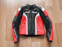 Женская кожаная мотокуртка Spidi 42 размер
