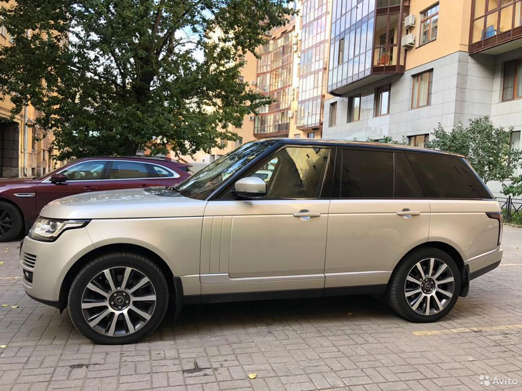 Land Rover Range Rover, 2013  89586039357 купить 1