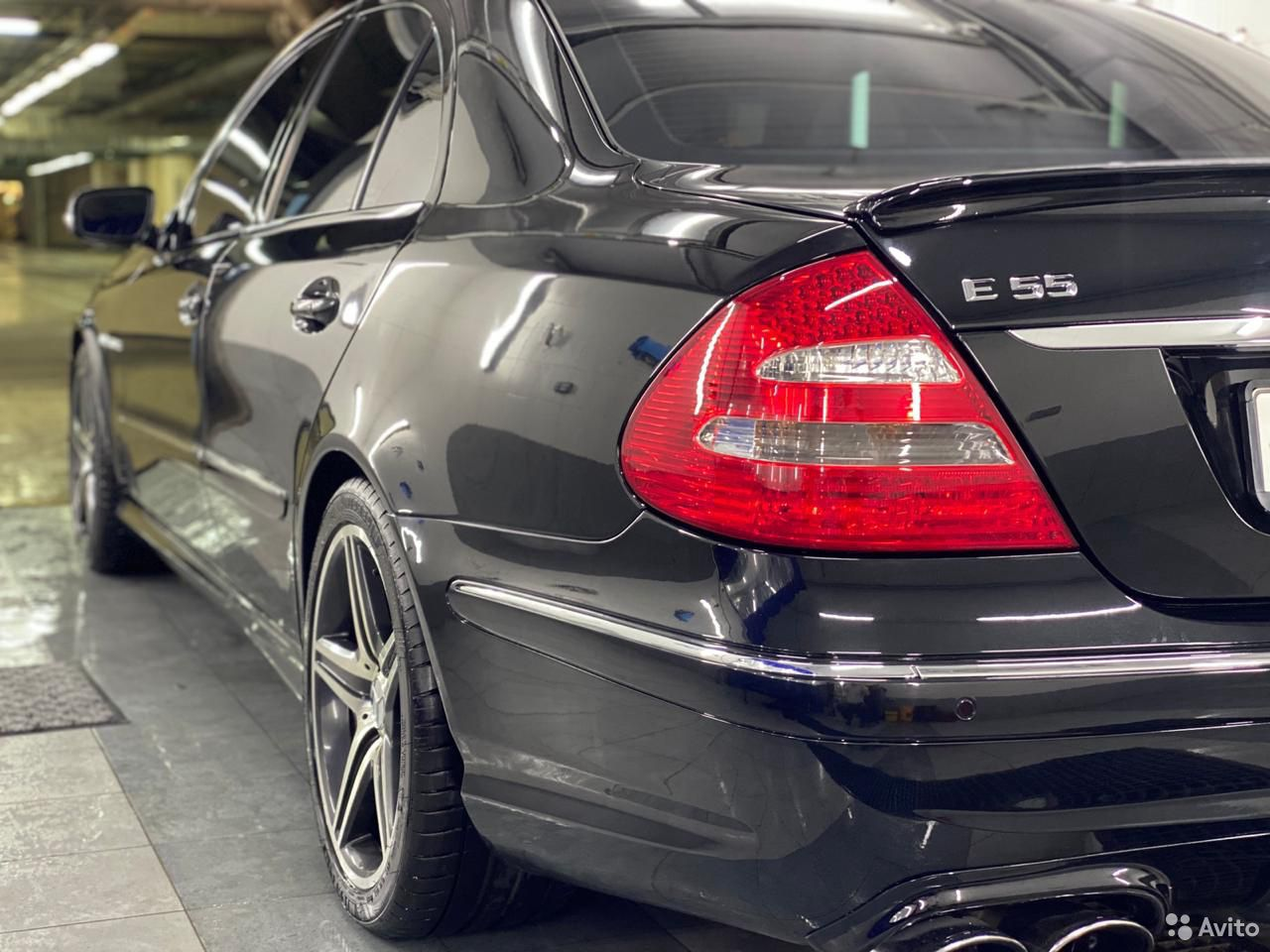 Mercedes-Benz E-klass AMG 2003  89635921167 köp 8