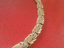 Цепь золото 1800