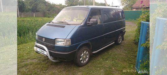 Volkswagen Transporter, 1992