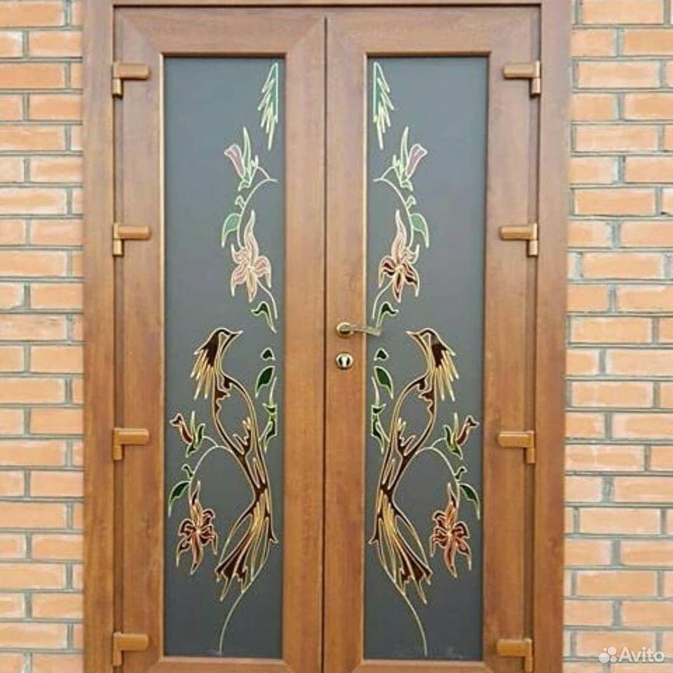 Пластиковый окна двери витражи  89899236863 купить 7