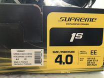 Новые коньки Bauer Supreme 1s jr