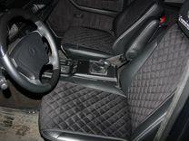Накидки на сиденья для Mercedes