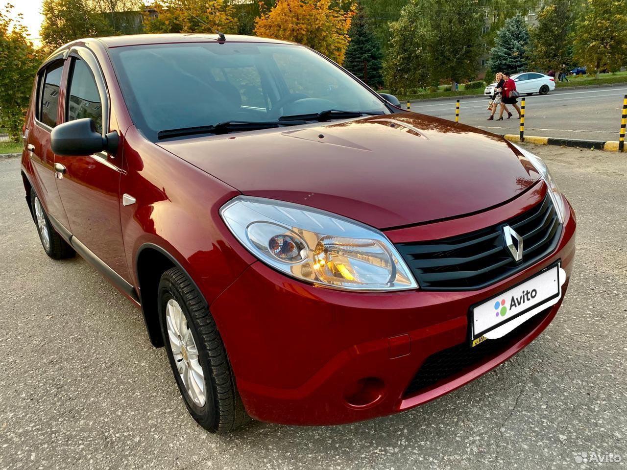 Renault Sandero, 2013  89065646276 купить 10