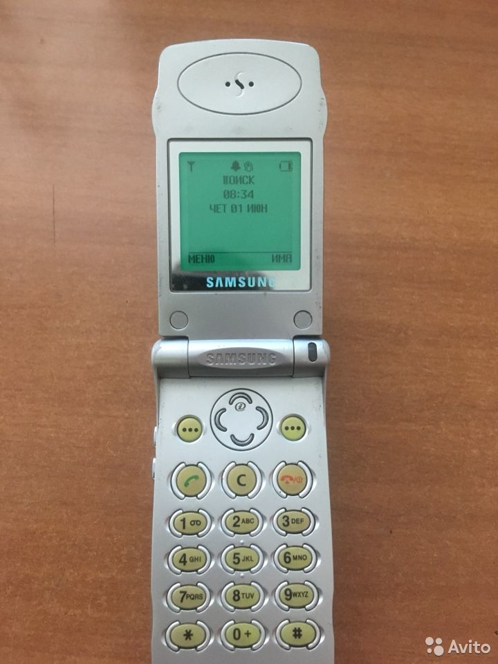 Samsung расскладушка SGH-A300