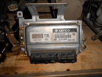 Блок управления двс G4EC 1.5л 16кл Hyundai Accent