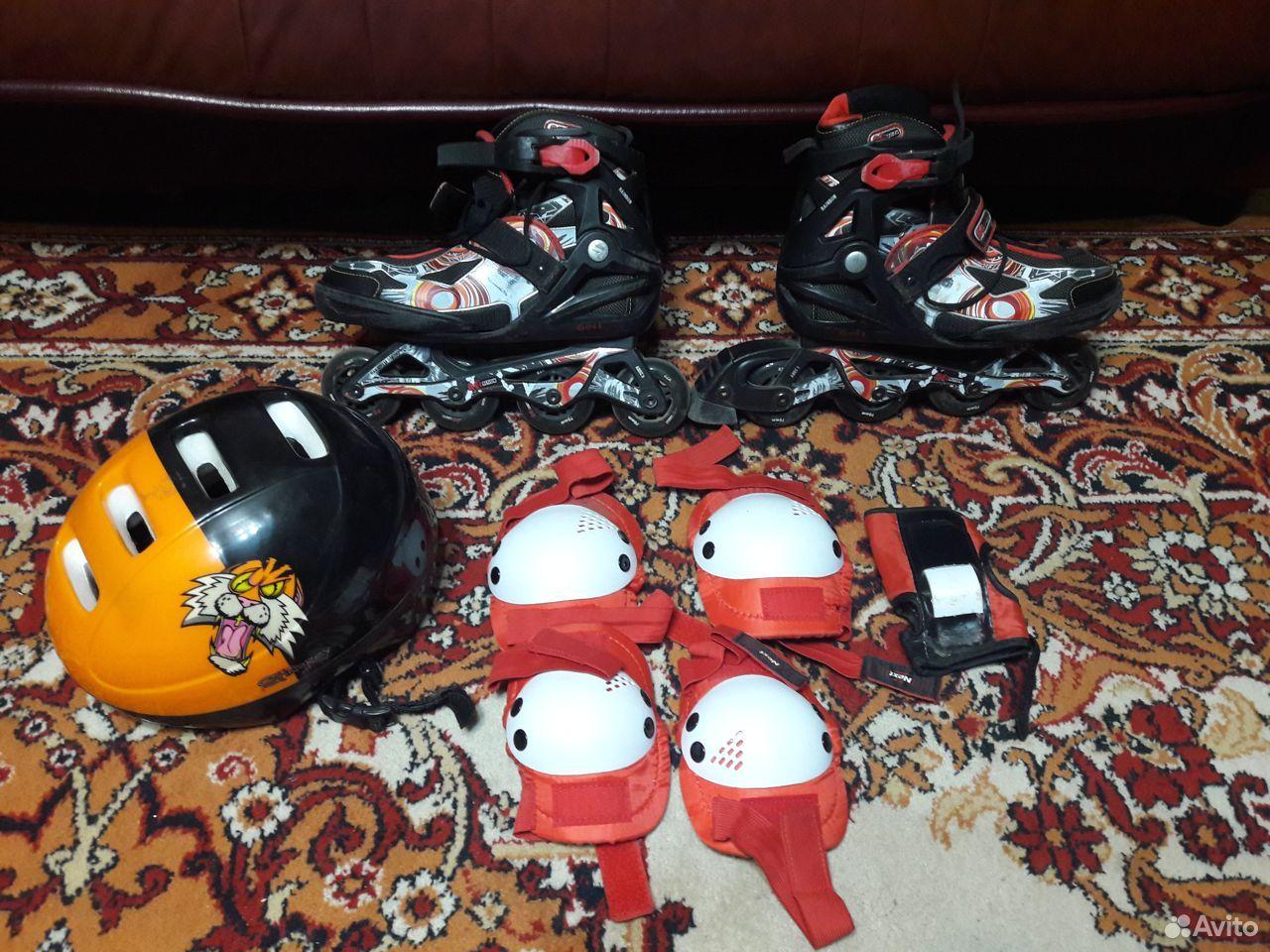 Продам роликовые коньки р.36-41 (раздвижные)  89065115555 купить 1