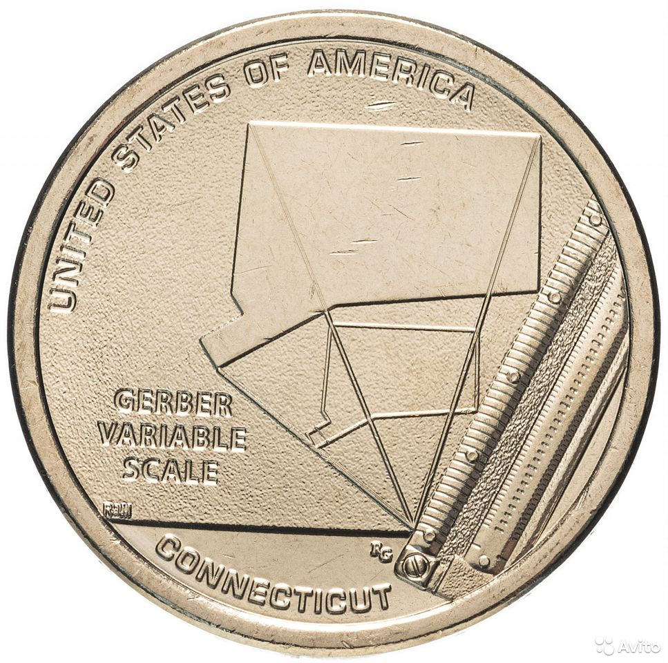Монеты США памятные 1 доллар и 25 центов 89605390460 купить 8