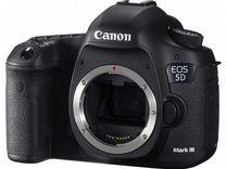 Продам Canon EOS 5D Mark III Body Black