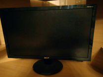 Монитор Acer p206hv — Товары для компьютера в Самаре