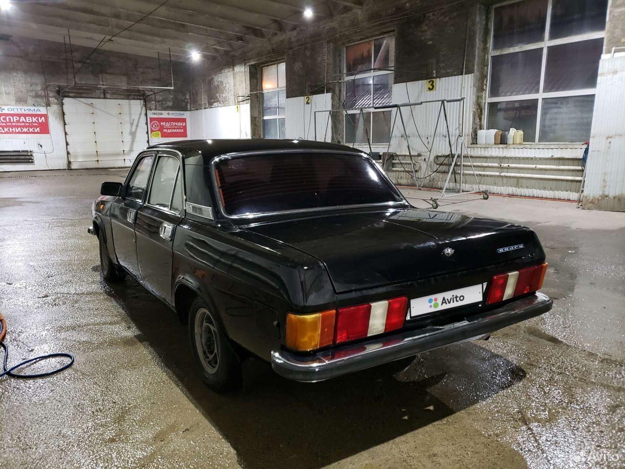 ГАЗ 3102 Волга, 1983 89020007276 купить 5