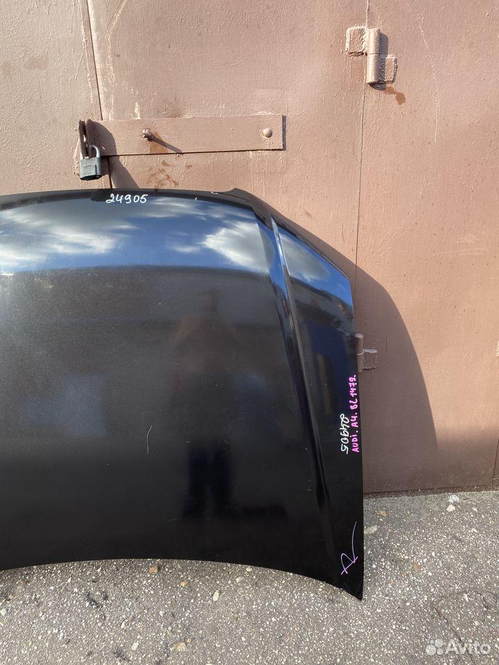 Капот черный Audi A4 B7  89534684247 купить 3