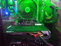 Gigabyte GeForce GTX 1060 WF2OC 6Gb на гарантии