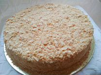 Торт наполион