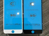 Защитное стекло ip 6+ 6s+ 7/8 plus