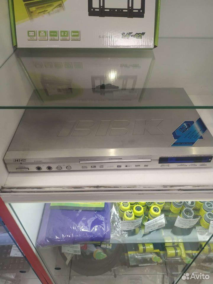 DVD плеер ввк dv939s кгн01