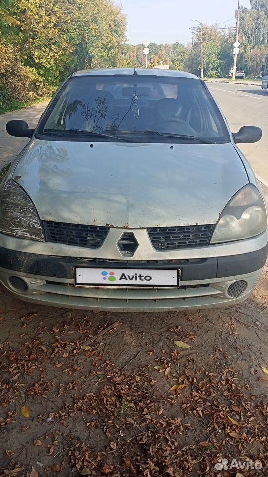 Renault Symbol, 2004  89092662472 купить 3