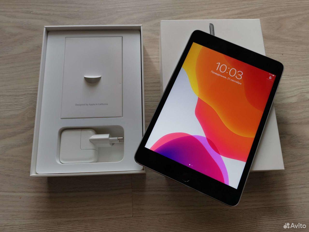 iPad mini 4 32gb WiFi  89502166395 купить 1