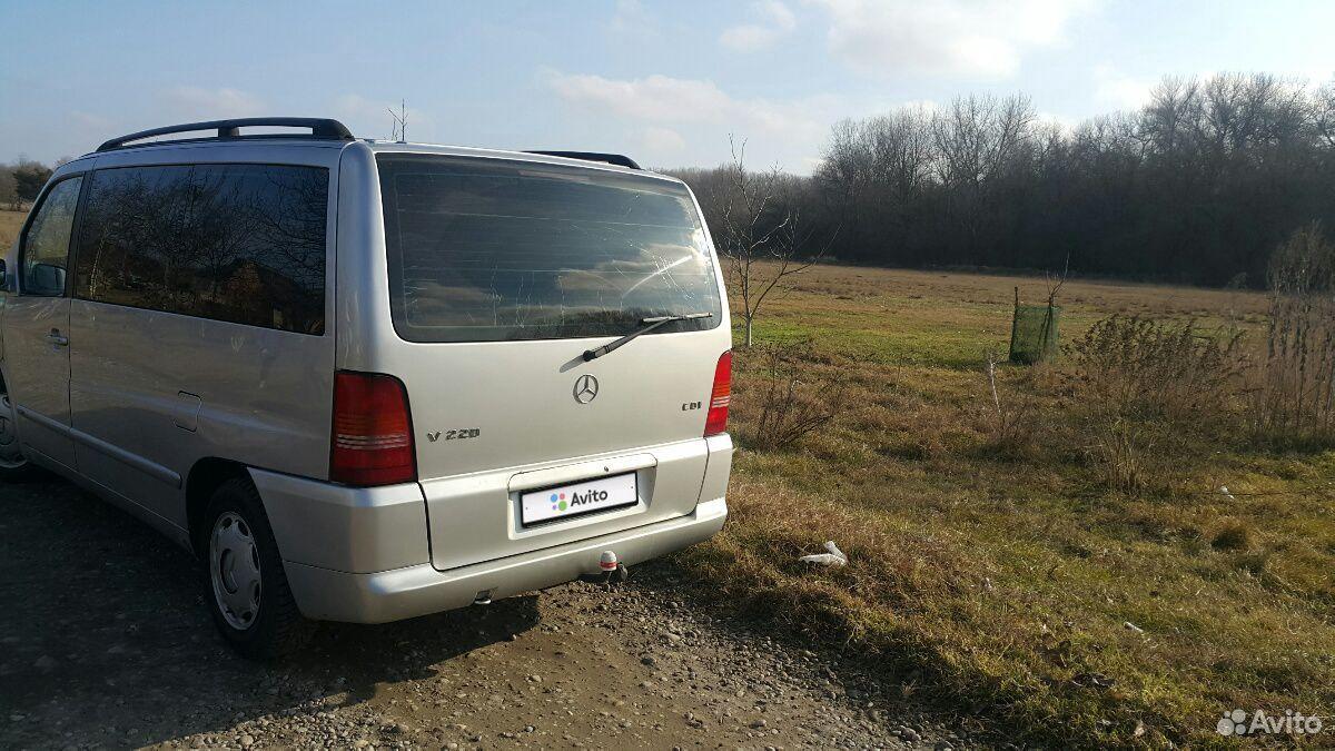Mercedes-Benz Vito, 2002  89586162999 купить 3