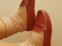 Туфли нат.кожа