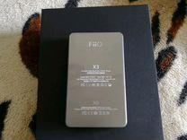 Hi-Fi плеер Fiio X3 ll