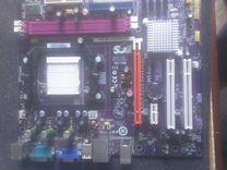 Материнская плата ECS GeForce6100PM-M2 V3.0