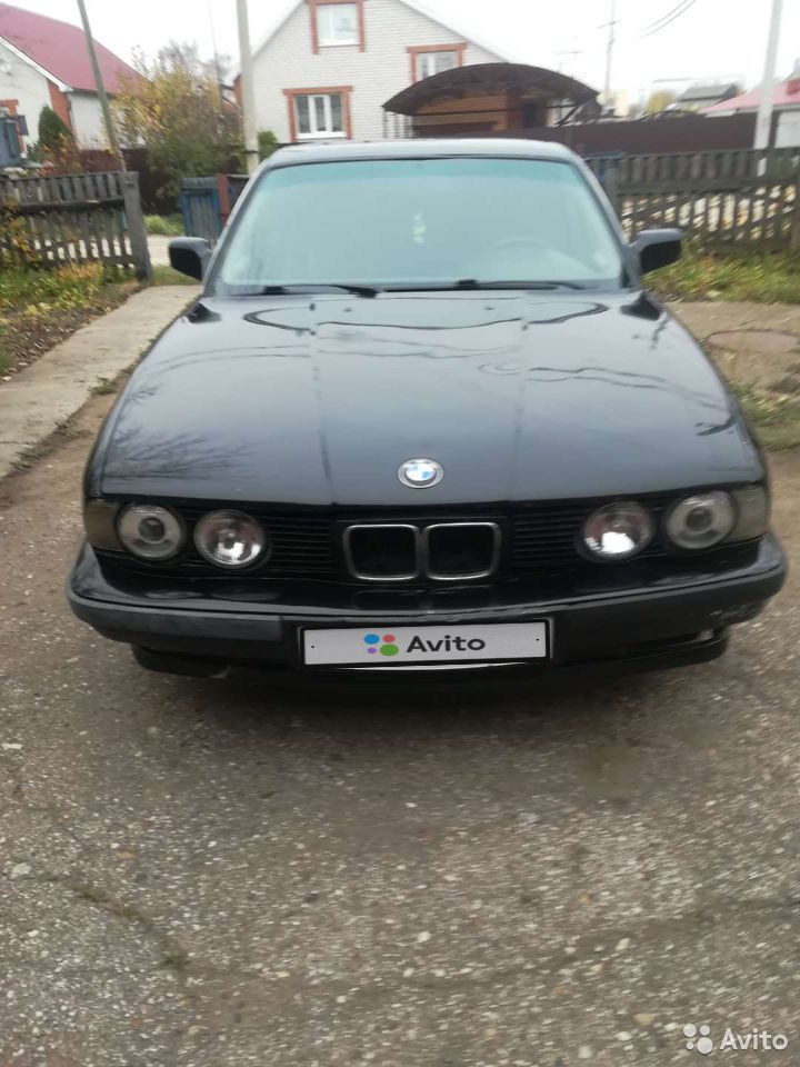 BMW 5 серия, 1990  89093572397 купить 9