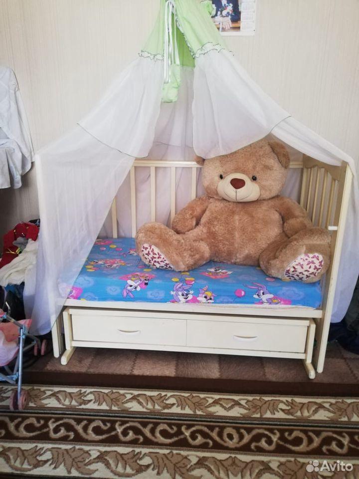 Детская кроватка  89051824741 купить 1
