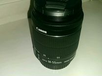 Canon 18-55 is stm
