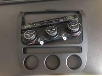 Блок климат контроля VW