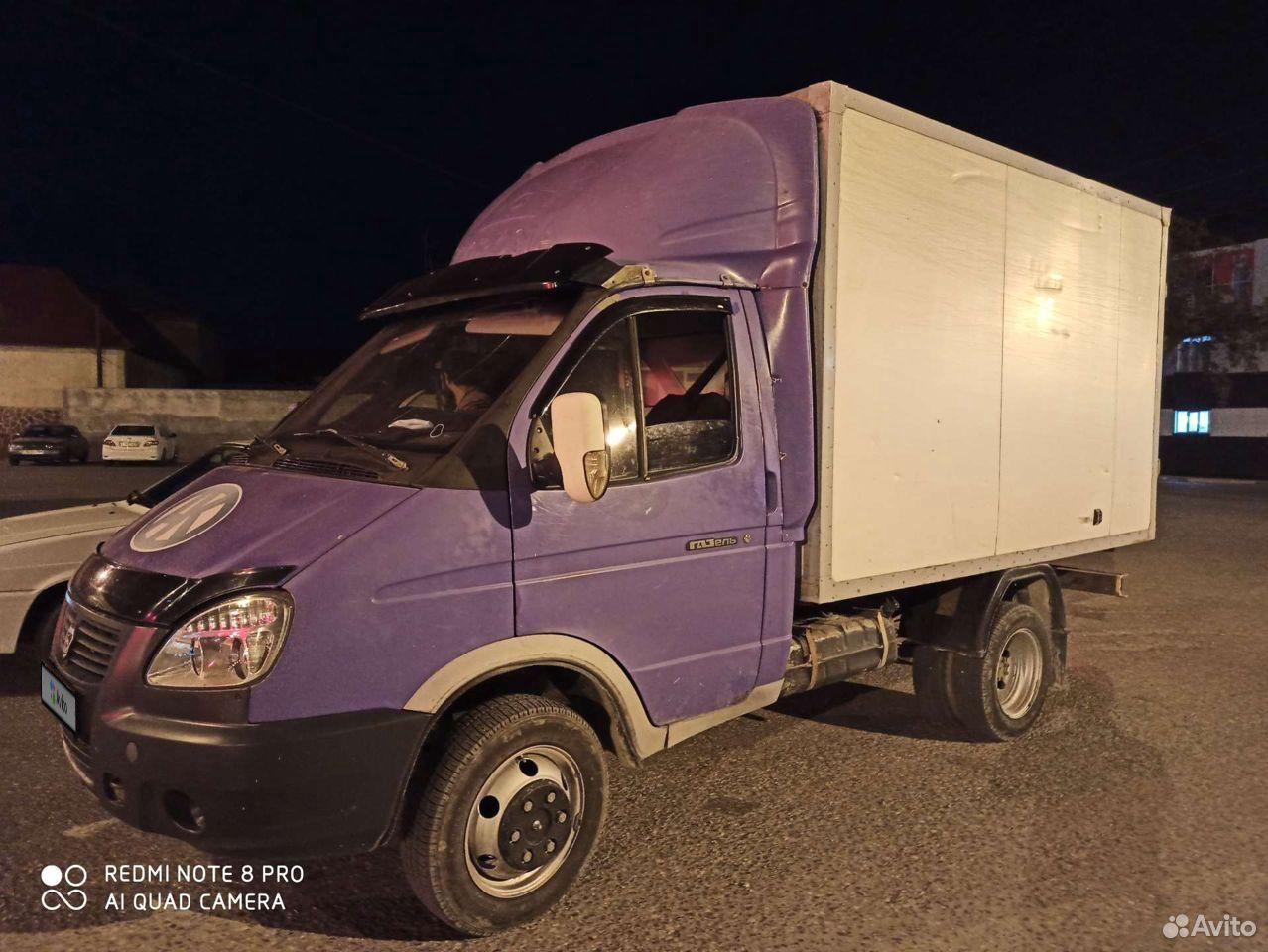 ГАЗ ГАЗель 2747, 2007  89612890995 купить 2
