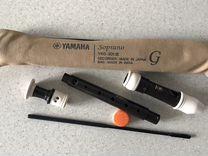 Блокфлейта yamaha YRS-301III