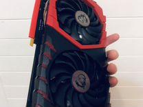 Видеокарта MSI Nvidia GeForce GTX 1060 gaming X 6g — Товары для компьютера в Москве