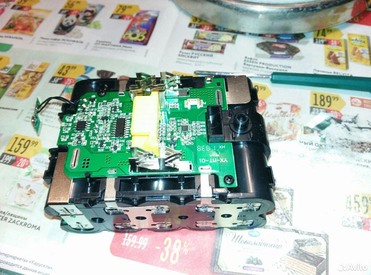 Аккумулятор для Makita 18v 4.2-6Aч  89275103030 купить 5
