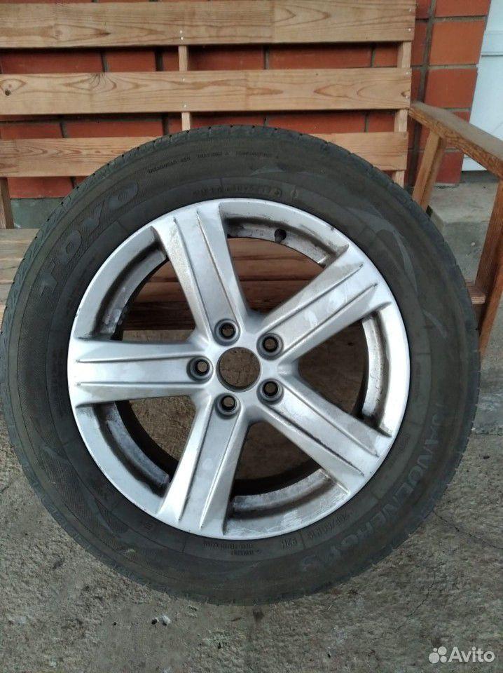 Колеса на Chevrolet Cruze