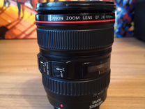 Объектив Canon 24-105mm f 4.0L