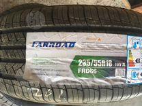 Лето. 235/55 R18 Farroad FRD66 новые