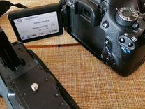 Зеркалка Canon kiss x5