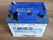 Аккумулятор Мутлу 65 ампер