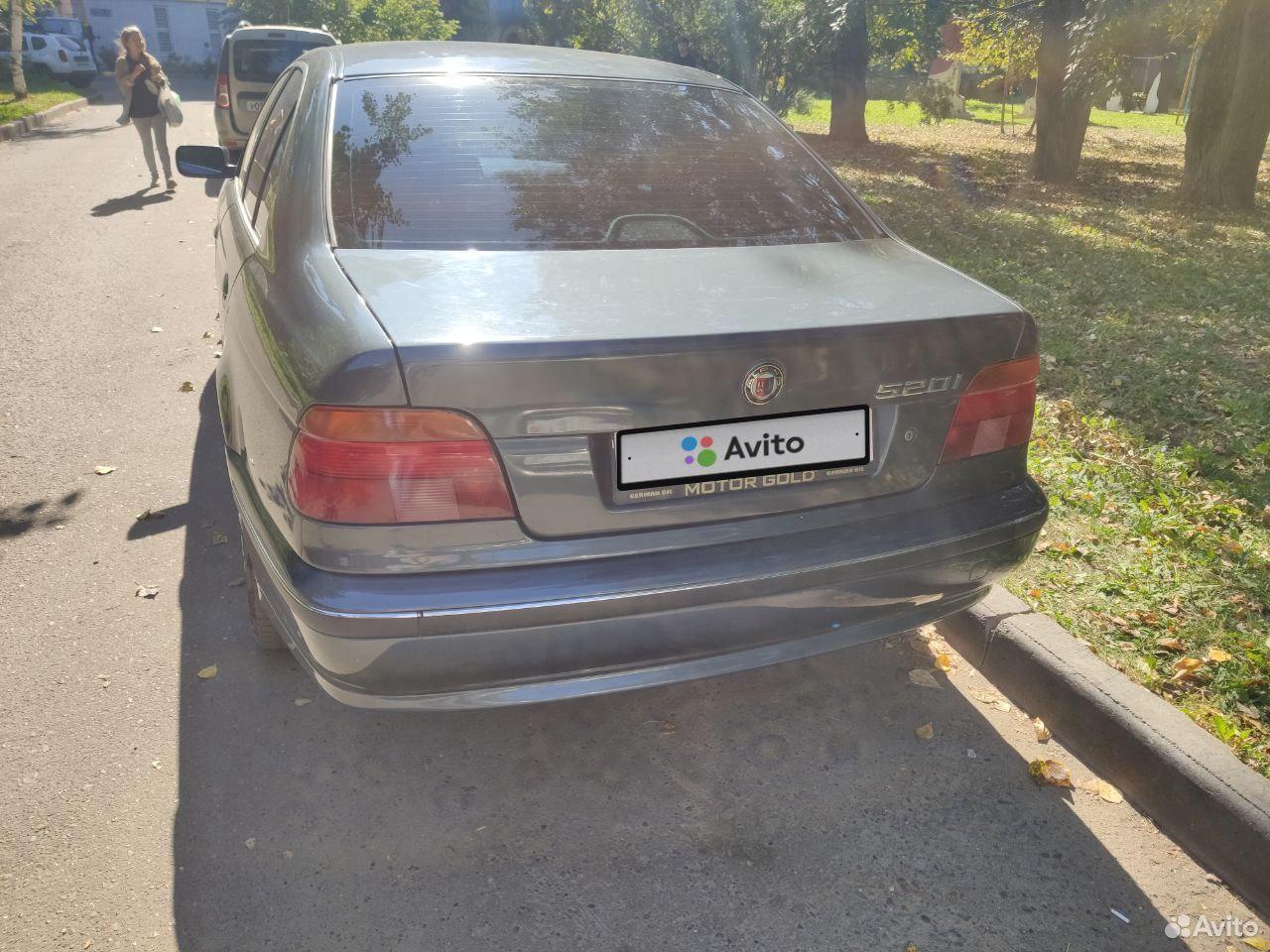 BMW 5 серия, 2000  89874210213 купить 3