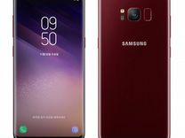 SAMSUNG Galaxy S8 Red