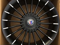 Новые диски Alpina R20 5х120