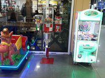 """Призовой автомат """"Везучая Клешня Neon"""""""