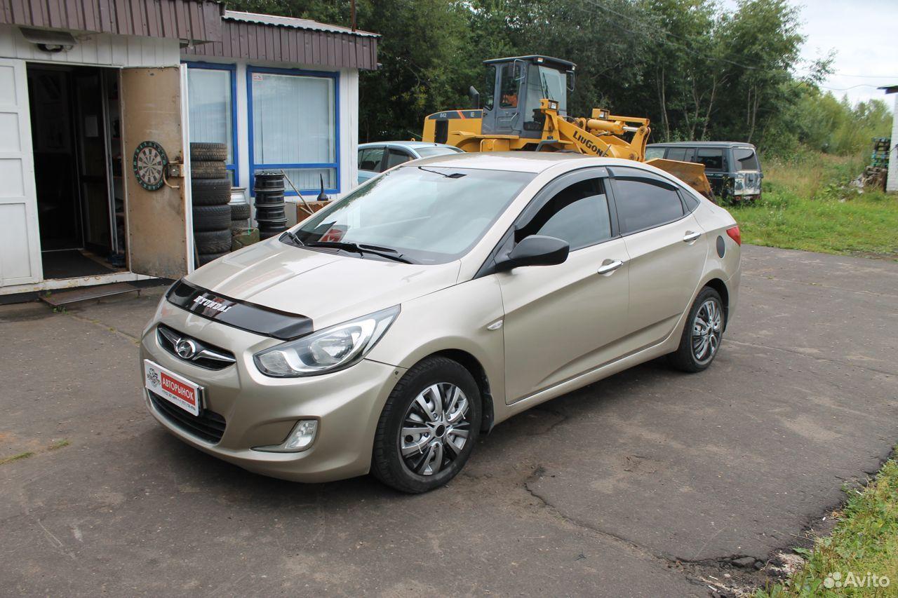 Hyundai Solaris, 2011  89523074499 купить 2